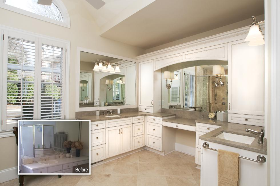 Atlanta Master Bath - Totally Dependable