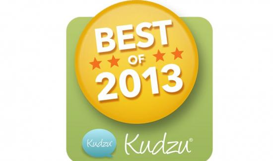 Awarded Best of 2013 on Kudzu